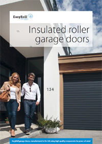 Easy Roll Insulated Roller Garage Doors